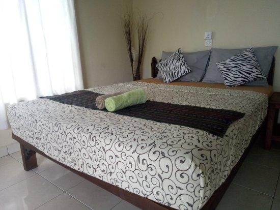 Bening Bungalow: Bed stabdard fan
