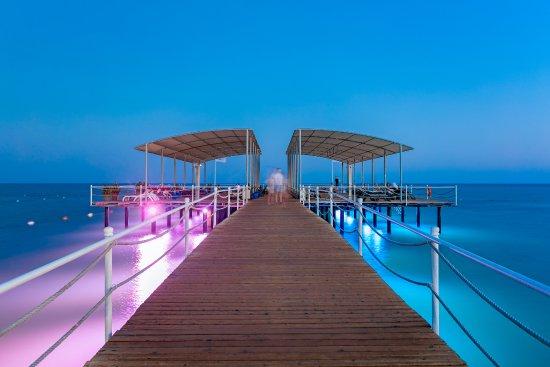 Maritim Pine Beach Resort Hotel Antalya Turkey