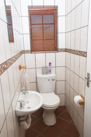 second bathroom in cottages