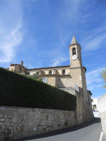 Jonquerettes, Frankrike: Vieux village Eglise