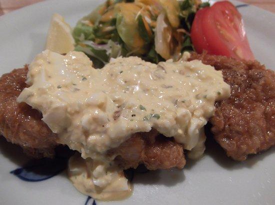 Kasuga, Япония: 地鶏チキン南蛮ライトアップ