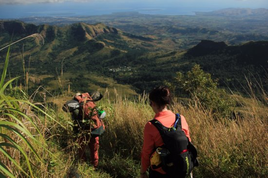 Koroyanitu National Heritage Park: The picturesque walk down
