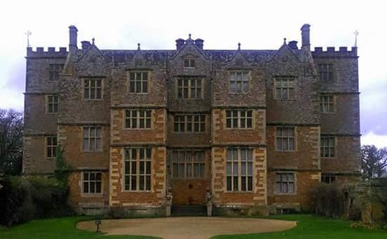 Witney, UK: Chastleton Manor