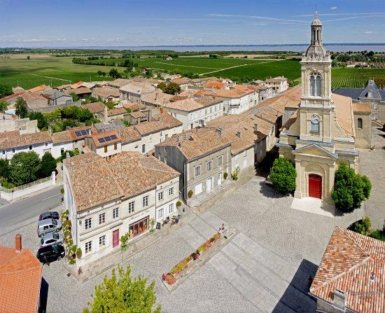 Maison du Vin de Saint-Estephe