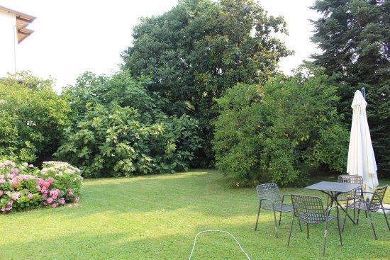Giardino in Citta B&B: il giardino accogliente