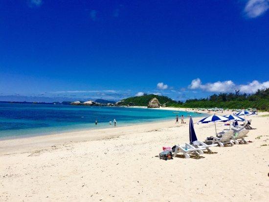 Tokashiki-son, Japan: 何も無い! そらが最高。 あるのはケラマブルーの海だけ!