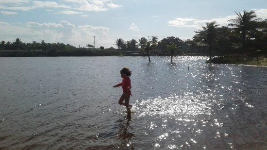 Praia do Siri : Lagoa do Siri