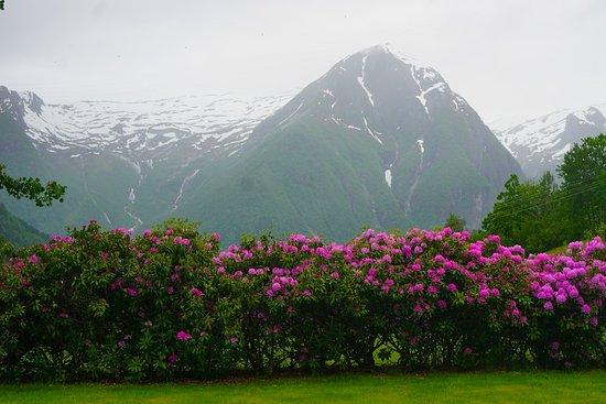 Balestrand, Norway: Lunde