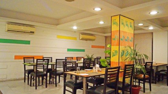 Greater Noida, Indie: Restaurant