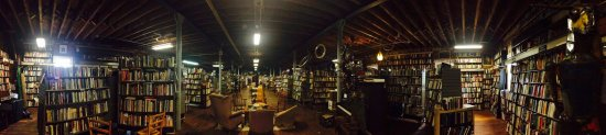 Viroqua, WI: Inside the bookstore