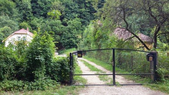 Lillafured, Hungary: Ezt találtam a megadott címen 😐