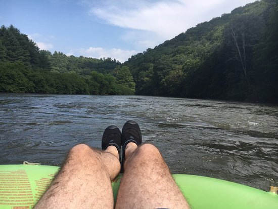 Jefferson, NC: Calm waters