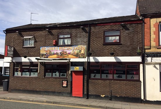 Ashton-under-Lyne, UK: Fat Lennys Saloon