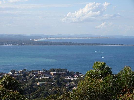 Нельсон-Бей, Австралия: Gan Gan Lookout