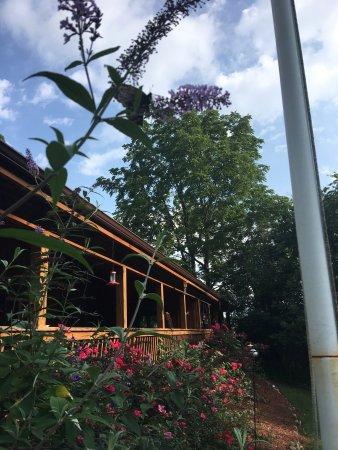 Waynesville, Carolina del Norte: Grandview Lodge