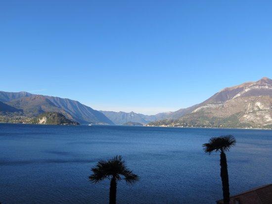 Lombardía, Italia: Vista Lago