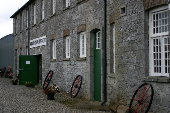 Donaghmore Famine Workhouse Museum: Front Of the Building
