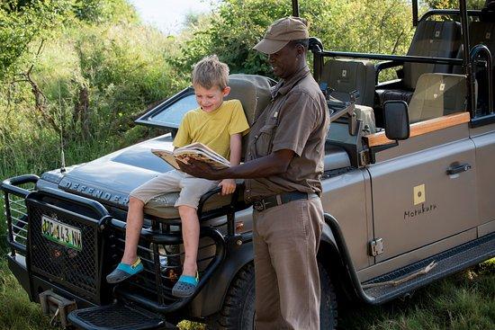 Madikwe Game Reserve, Sudáfrica: Morukuru Family welcomes children of all ages
