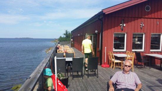 Angskars Brygga Hallnas Restaurant Reviews Phone Number Photos