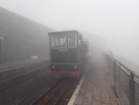 Llanberis, UK : The Diesel Engine