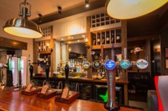 Goosnargh, UK: Our Bar
