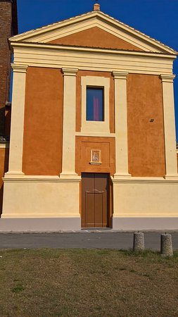 Calderara di Reno, Italy: Chiesa di Sant'Elena di Sacerno