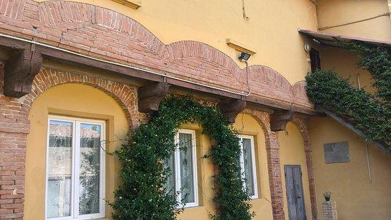 Calderara di Reno, Italy: Residuo del convento
