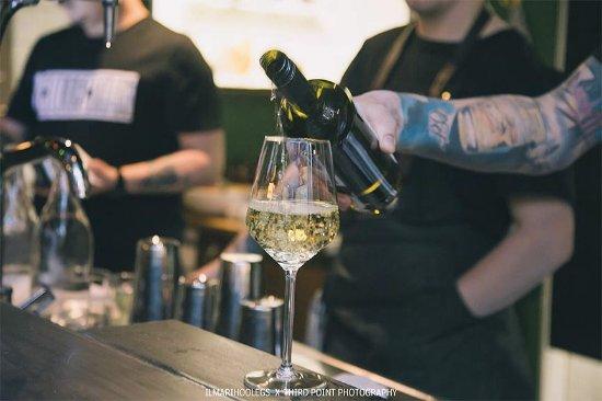 Jyväskylä, Finland: Wine!