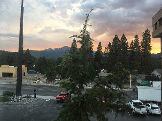 Weed, Californië: Comfort Inn Mount Shasta Area