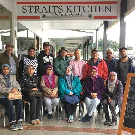Taihape, Nowa Zelandia: Straits Kitchen