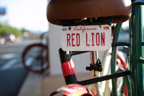 Red Lion Hotel Redding: Bike