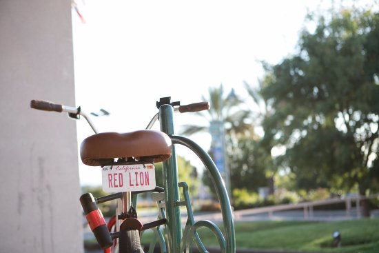 Red Lion Hotel Redding : Bike