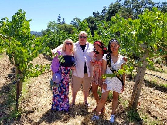 Хилдсбург, Калифорния: @Martorana Family Winery