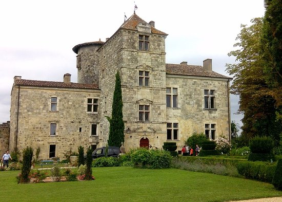 Chateau du Frechou