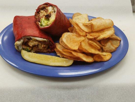 Rock Hill, Güney Carolina: Wrap 'n chips
