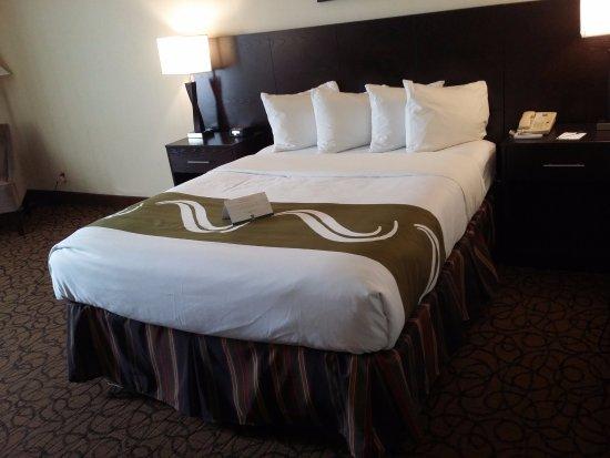 Escanaba, MI: Single Queen Standard Room