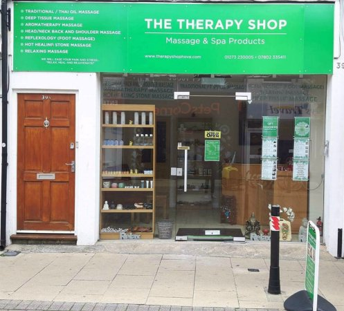 ‪The Therapy Shop‬
