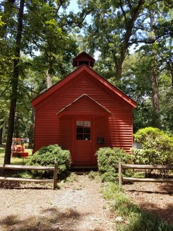 Aiken, Carolina del Sur: The China Springs Schoolhouse