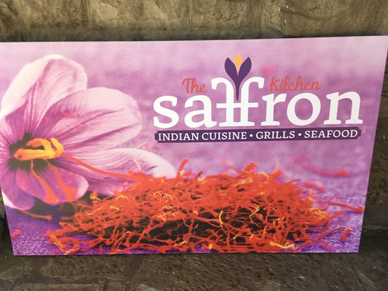 Aliwal North, Южная Африка: Welcome to Saffron Kitchen!