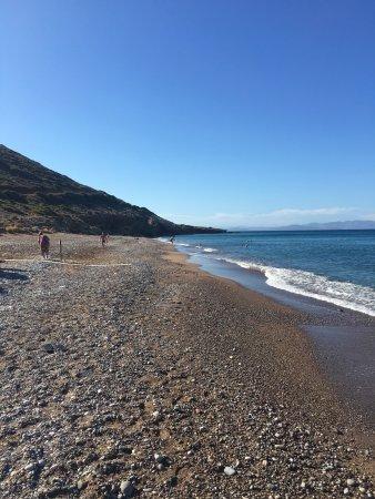 Agia Pelagia, Hellas: Το καλύτερο beach bar στα Κύθηρα