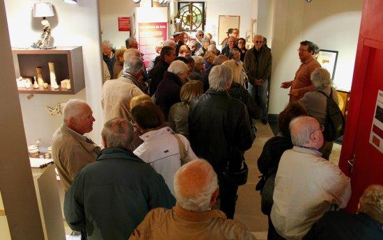 Revel, Fransa: Visite guidée dans le musée