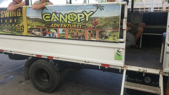 Canopy Adventure Zip Line Tours: 20170723_124746_large.jpg