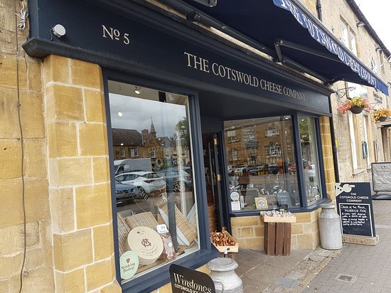 ‪The Cotswold Cheese Company‬