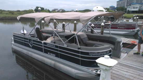 Surf City, Carolina do Norte: Captain Mike's Pontoon, 14 people, Nice!