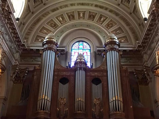 Cathedral Basilica of Saints Peter and Paul: Cathedral organ