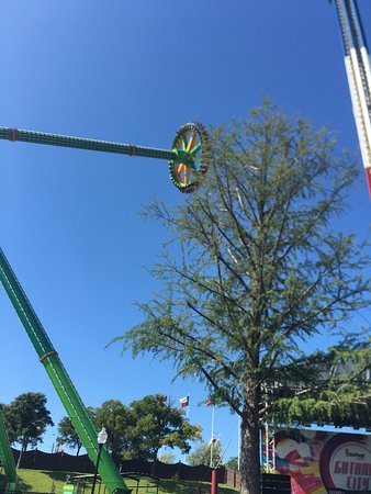 the riddler in action picture of six flags over texas arlington rh tripadvisor com