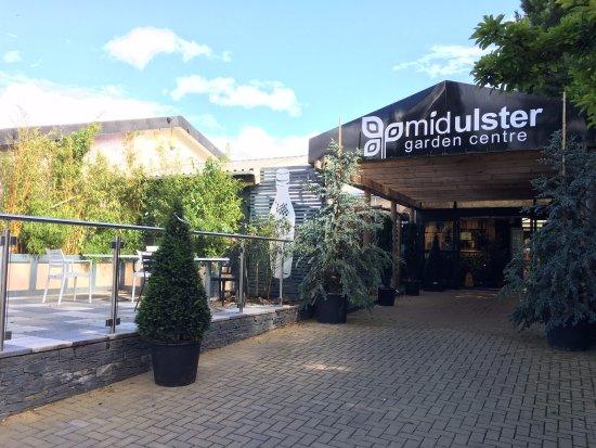 Maghera, UK: Mid Ulster Garden Centre Entrance.