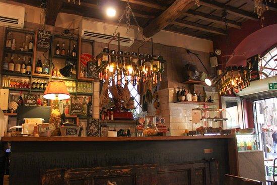 Cantina e cucina roma navona pantheon campo de 39 fiori ristorante recensioni numero di - Cucina e cantina ...