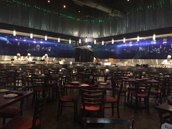Japanese Restaurant E Las Colinas