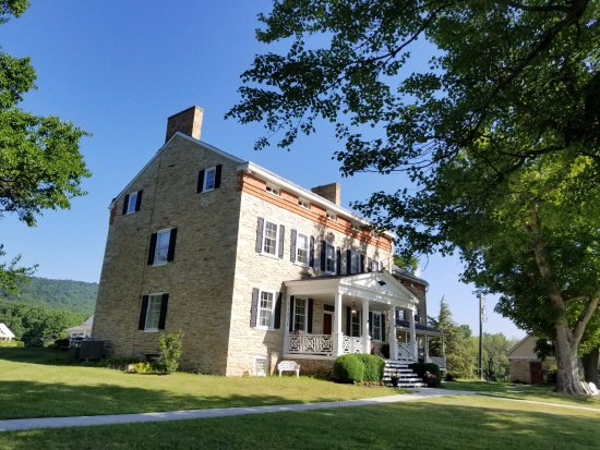 Thurmont, MD: Springfield Manor house